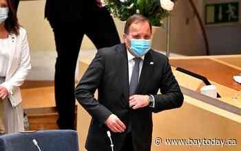 Sweden's PM loses confidence vote amid housing crisis