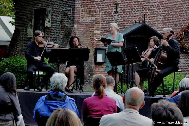 Cultuur herrijst met Zonnewende-concert