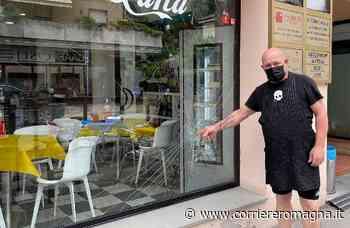 Bar nel mirino di un teppista: proteste a Cesena - Corriere Romagna
