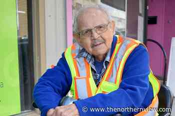 Heart of our City: Joseph Albert Brooks keeps smudging and praying for others – Prince Rupert Northern View - The Northern View