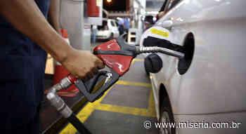 Em uma semana, preço médio da gasolina no Crato sobe R$ 0,068 e atinge R$ 5,868 - Site Miséria