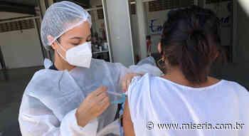 Crato continuará a vacinação contra a Covid-19 em pessoas a partir de 45 anos na próxima terça-feira, 22 - Site Miséria