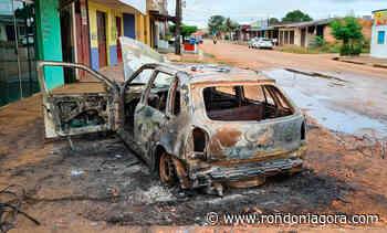 Haitiano é espancado após matar homem em Porto Velho; carro do acusado foi incendiado - Jornal Rondoniagora