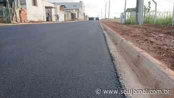 Capivari: Travessa Giácomo Armelin recebe asfalto nesta quinta-feira - SeuJornal