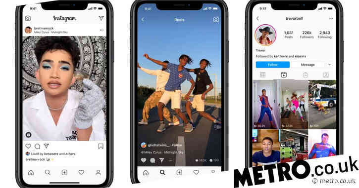 Get ready to start seeing adverts on Instagram Reels
