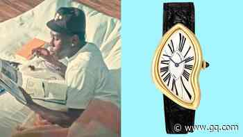 Tyler, the Creator Upgraded from an $11 Casio to a Cartier Grail - GQ