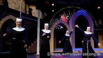 »Sister Act«-Premiere: Jetzt tanzen und singen die Schwestern in der Wetterau - Wetterauer Zeitung