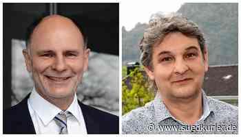 Singen: Erstes öffentliches Treffen: Die beiden Singener OB-Kandidaten zu Gast auf dem SÜDKURIER-Podium - SÜDKURIER Online
