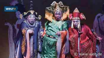 """Das """"Turandot""""-Problem: Wenn nur noch Chinesen singen dürfen - WELT"""
