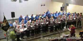 Konzertreise schon geplant: Hürther Männerchor darf wieder singen - Kölnische Rundschau