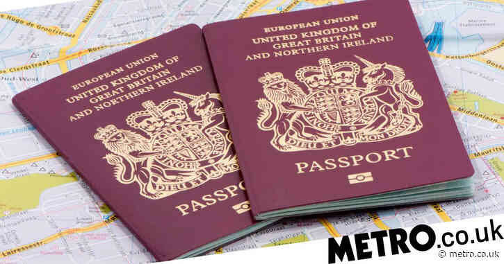Paedophiles could have passports and licences stamped with 'danger' warnings