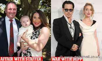 The bizarre career of Barnaby Joyce including war with Johnny Depp