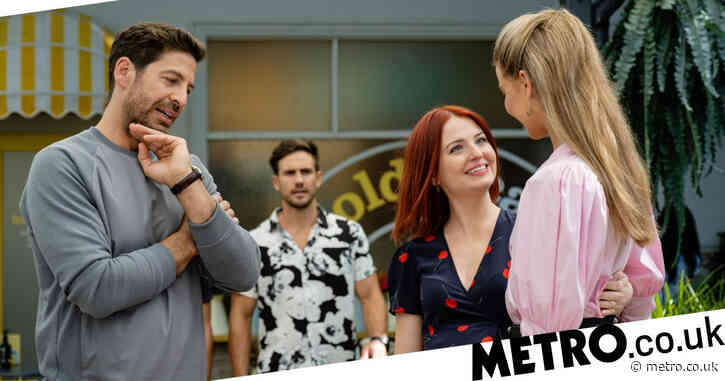 Neighbours spoilers: Pierce is back to rock the boat for Chloe and Nicolette