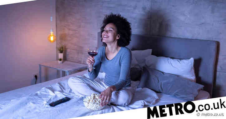 Watch TV or listen to music before bed? Research says doing this simple trick could help calm your brain afterwards