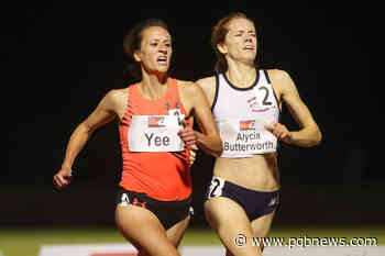 UPDATE: Parksville steeplechase athlete has 2 more shots to earn Canadian Olympic team berth - Parksville-Qualicum Beach News