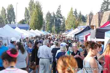 Summer by The Sea Street Market to be held Tuesdays at Parksville Visitor Centre - Parksville-Qualicum Beach News
