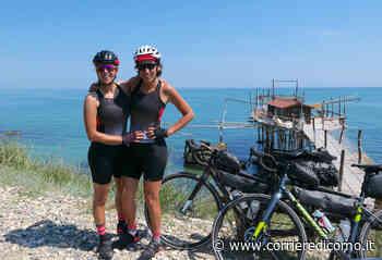 Cicliste per caso a Erba ea Canzo – Corriere di Como - Corriere di Como