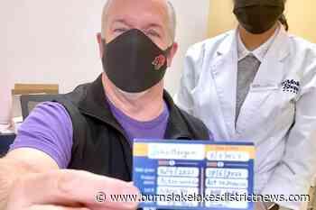 B.C. premier gets 2nd dose of AstraZeneca COVID-19 vaccine - Burns Lake Lakes District News