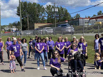 Walk to End ALS held in Burns Lake – BC Local News - BCLocalNews