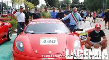Caselette: rombano le Ferrari di Maranello per far rinascere il bosco del Monte - http://www.lagendanews.com