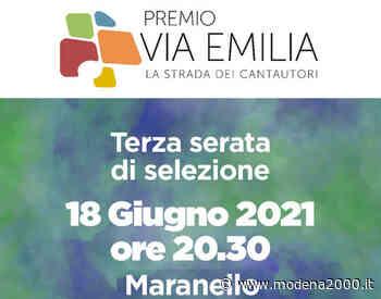 I cantautori della Via Emilia in concorso. Venerdì 18 giugno a Maranello la terza serata della selezione musicale - Modena 2000