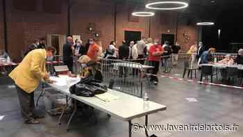 Élections départementales : Canton d'Auchel: la gauche et le RN au coude à coude pour le deuxième tour - L'Avenir de l'Artois