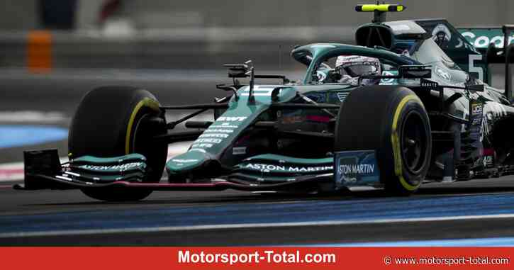 """Sebastian Vettel nach P9: """"Vielleicht wäre noch mehr drin gewesen"""" - Motorsport-Total.com"""