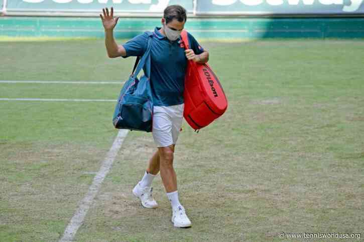 'Roger Federer is fine physically, he needs more matches,' says Todd Woodbridge