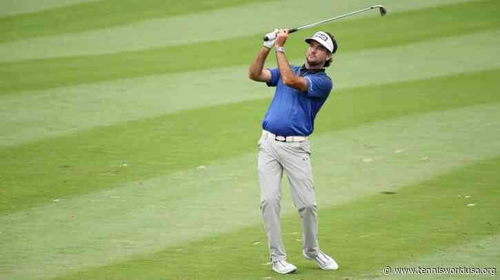 """Bubba Watson: """"This golf course is a beast"""""""