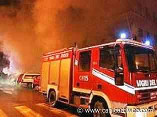 Porto Empedocle, incendio devasta deposito ittico: indagini - Canicatti Web Notizie