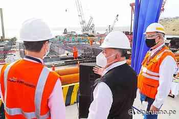 Continúa ampliación del puerto de Paita que aportó S/ 30.8 millones en proyectos sociales - El Peruano