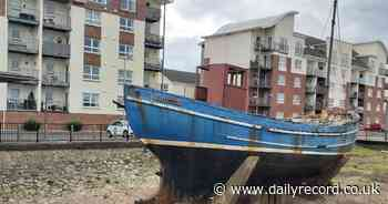 Conflicting statements create confusion over future of popular old Ayr fishing boat - Daily Record