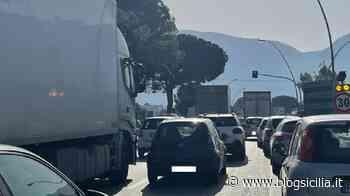 A Palermo traffico da bollino nero, il ponte Corleone blocca mezza città - BlogSicilia.it