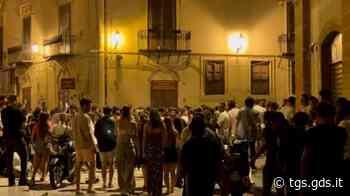 Le piazze nel centro storico di Palermo assediate dalla movida - TGS