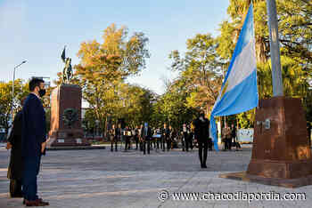 Día de la Bandera: Resistencia recordó la vigencia del legado de Manuel Belgrano   CHACO DÍA POR DÍA - Chaco Dia Por Dia