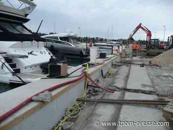Alpes-Maritimes Antibes : une nouvelle urbanité pour le port Gallice - TPBM