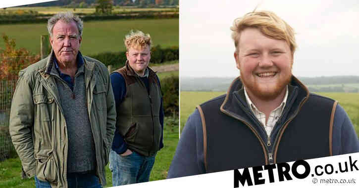 Clarkson's Farm star Kaleb Cooper gets 'genuinely angry' at Jeremy Clarkson on the show