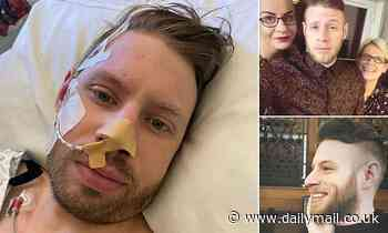 Man who 'died for 30 minutes' as doctors advised life-support switch off has miraculous recovery