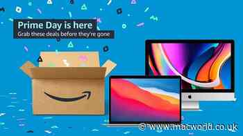 Get money off a new Mac for Amazon Prime Day