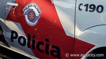 Ajudante geral é preso em flagrante por tráfico de drogas entre Assis e Paraguaçu - Assiscity