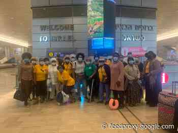 News: Israel welcomes first post-Covid-19 tour group