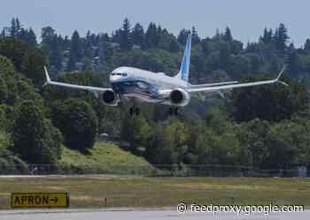 News: Boeing begins testing 737-10 Max