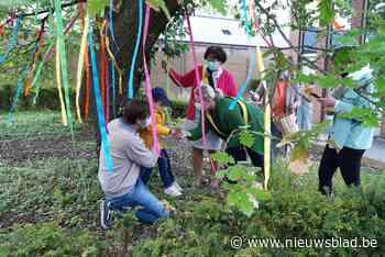 Kinderen kunnen voortaan hun fopspeen in Tuutjesboom hangen