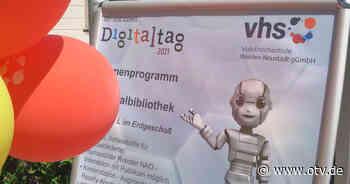 """Weiden: Der Digitaltag 2021 – """"Digitalisierung erleben! Staunen, Anfassen, Begreifen!"""" - Oberpfalz TV"""