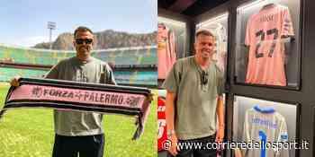 Ilicic torna a Palermo: visita al museo rosanero - Corriere dello Sport.it