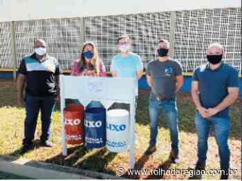 Alunos do polo da Univesp de Guararapes realizam projeto de educação ambiental - Folha da Região