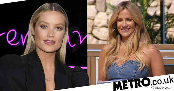 Love Island 2021: Laura Whitmore wants to do 'Caroline Flack proud' as she shares important reminder to fans