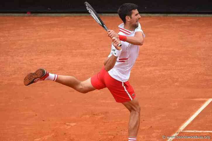 'Novak Djokovic most definitely goes in a heavy favorite for...', says legend