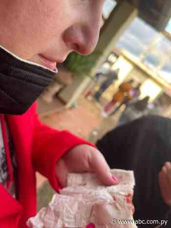 Agreden a apoderada frente a un local de votación en Ybycuí - Nacionales - ABC Color