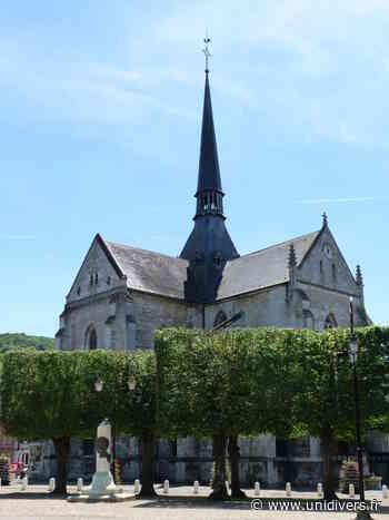 Visite guidée de l'église Saint-Sauveur Place Saint sauveur,27700 dimanche 19 septembre 2021 - Unidivers